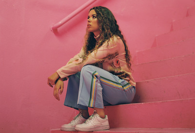 Portrait of Singer, Nilufer Yanya