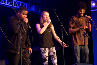 Young Performers at Strive Festival