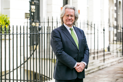 Portrait of Professor Grayling