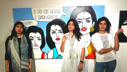 Image of Three Women from Desi Girl Creatives