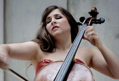 Cellist, Alisa Weilerstein