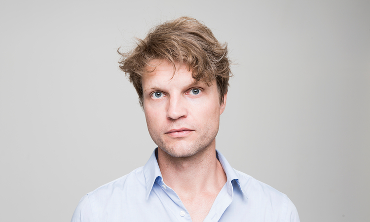 Composer Eivind Buene