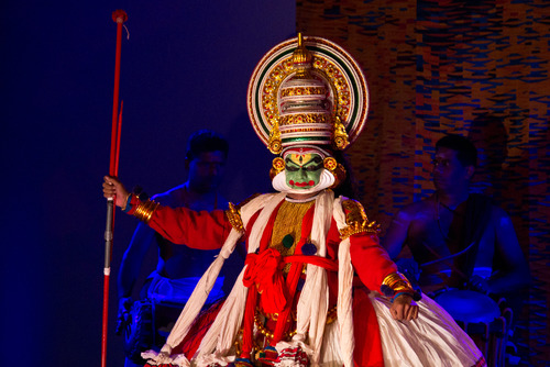 Kathakali Performance at Alchemy Festival