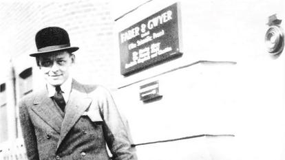 Portrait of TS Eliot