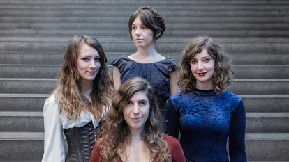 Photo of Tell Tale Tusk, who perform at Southbank Centre's Friday Tonic