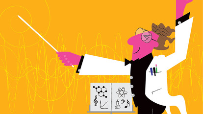 Cartoon of Conductor