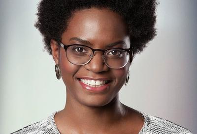 Portrait of Journalist Reni Eddo Lodge