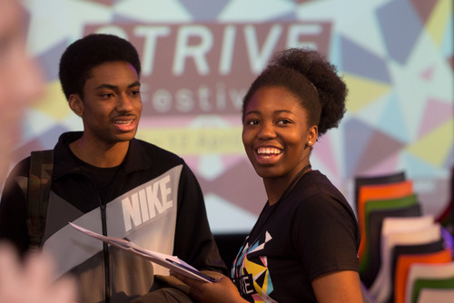 Strive Sunday Events