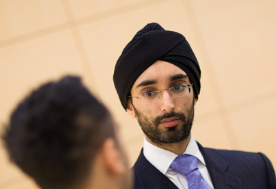 Jasvir Singh, who speaks at Can faiths work together?