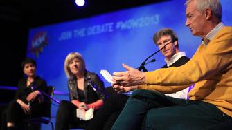 Conversation Between the Sexes: Shami Chakrabarti, Jude Kelly, Michael Kaufman and Jon Snow