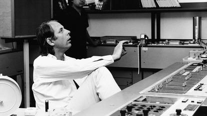 Composer, Karlheinz Stockhausen