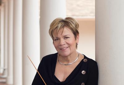 Conductor, Marin Alsop