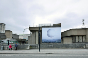 Noémie Goudal Station II, 2015 Waterloo Billboard Commission