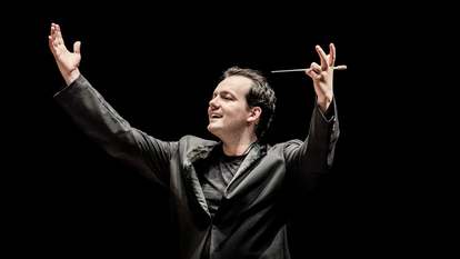 Conductor Andris Nelsons Conductor at Philharmonia Orchestra