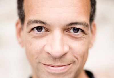Portrait of Roderick Williams, baritone