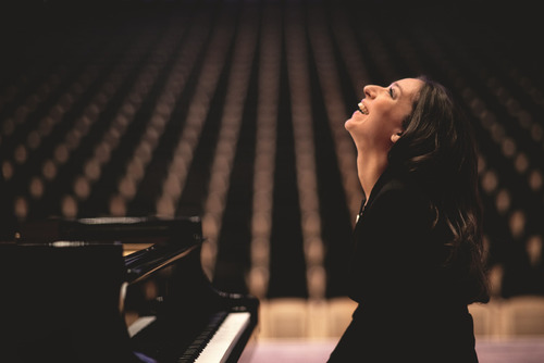 Portrait of Yulianna Avdeeva pianist