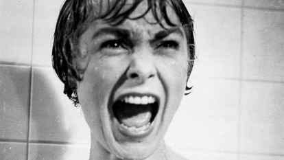 Janet Leigh from the film PSYCHO