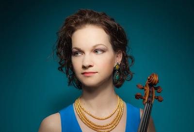 Violinist, Hahn Hilary
