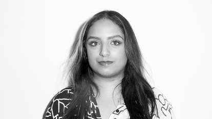 Portrait of Anita Bhagwandas