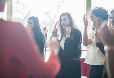 Rise & Sing, workshop
