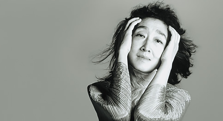 Portrait of Pianist, Mitsuko Uchida