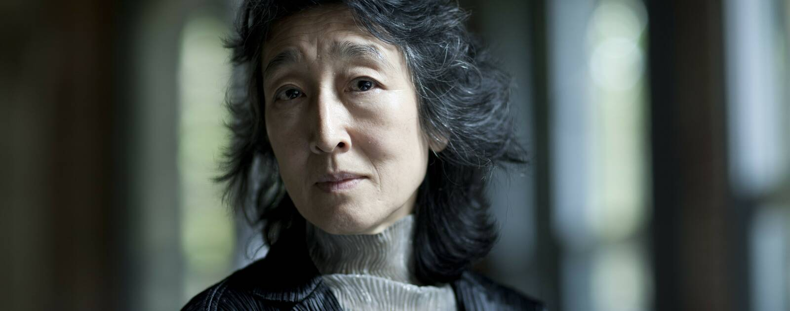 Pianist and conductor, Mitsuko Uchida