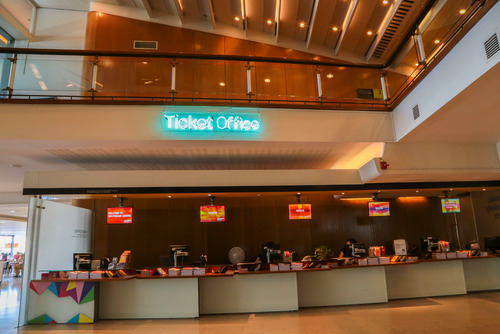 Ticket Office at the Royal Festival Hall