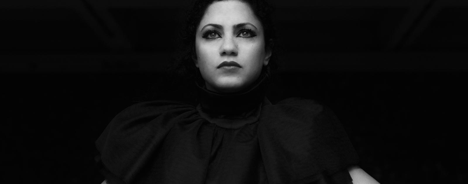 Portrait Emel Mathlouthi