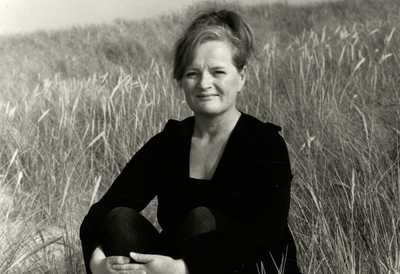 Portrait of Author, Dorthe Nors
