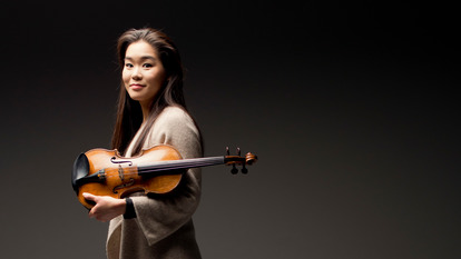Violinist, Esther Yoo