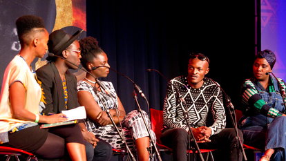 Panel discussion for Africa Utopia festival talk