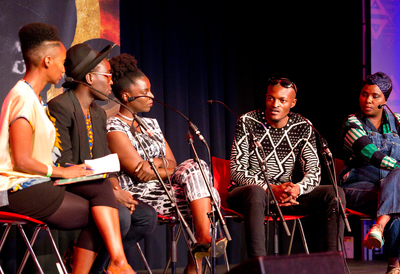Panel discussion for Africa Utopia festival talk