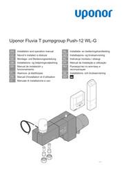 IOM Fluvia T pumpgroup Push-12 WL-G 1096406