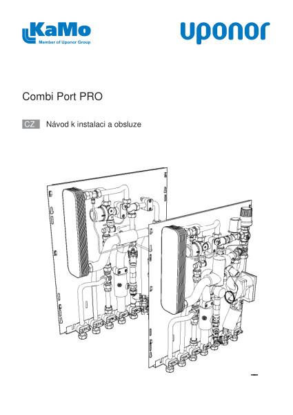 Uponor Combi Port PRO