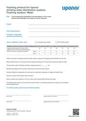 IR MLC flushing protocol TW water EN 1120120