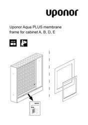 IM Aqua PLUS membrane frame for cab EN 1091394