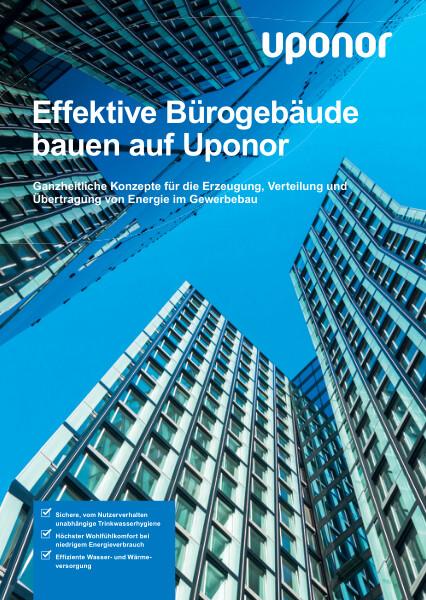 Uponor Lösungen für Bürogebäude