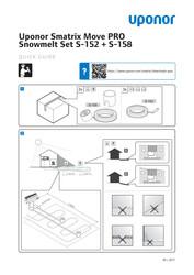 QG Smatrix Move PRO Snowmelt Set S-152 S-158 INT 1088076 052017