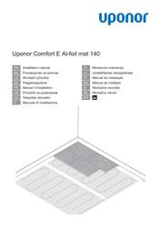 IM Comfort E Al-foil mat 140 INT 1092264 v2