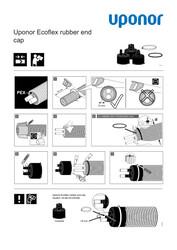 IM Ecoflex rubber end cap INT 1022116