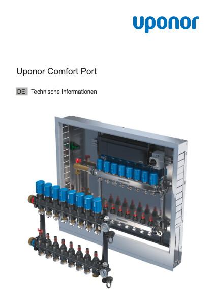 Uponor Comfort Port