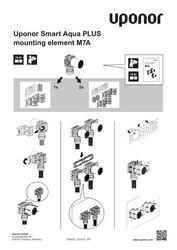 IM Smart Aqua PLUS mounting element M7A  INT 1088307