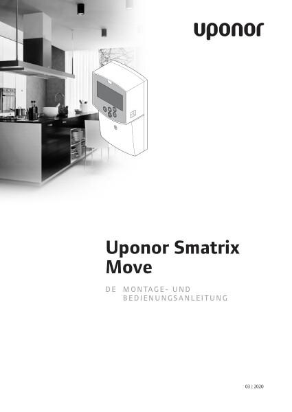 Uponor IOM Smatrix Move