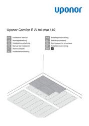IM Comfort E Al-foil mat 140 INT 1090641 v2