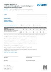 IR MLC flushing protocol TW water HR 1120605