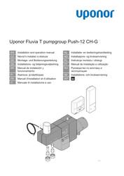 IOM Fluvia T pumpgroup Push-12 CH-G 1095414