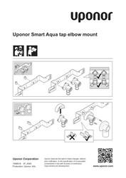 IM  Smart Aqua tap elbow mounting angle EN A5 1058518