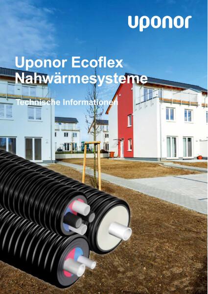 Uponor Ecoflex Nahwärmesysteme