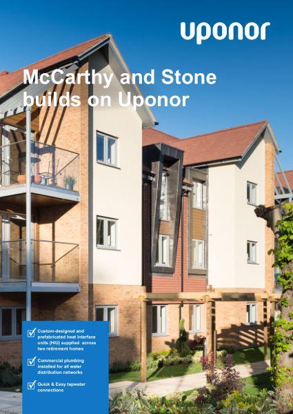 McCarthy and Stone idősek otthona - Anglia