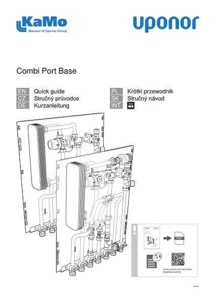 Uponor Combi Port Base